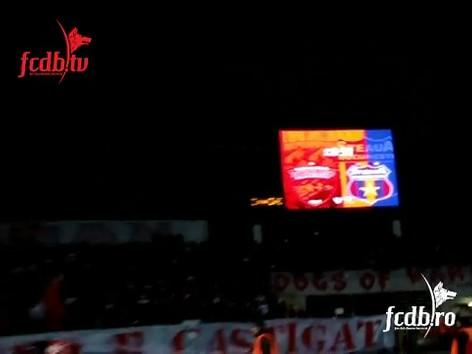 Dinamo 2-0 steaua Coregrafia PCH