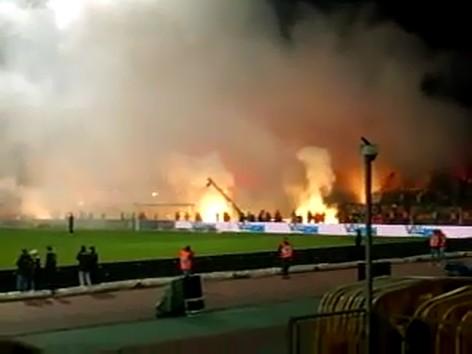 Dinamo 2-1 Steaua 17.10.2010
