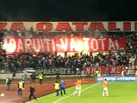 Dinamo CFR Cluj