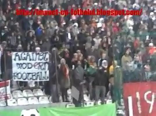 cfr cluj -Dinamo 2010
