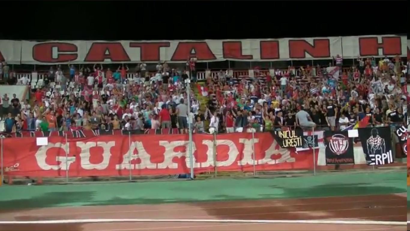 Dinamo - Petrolul - Noi suntem Dinamo