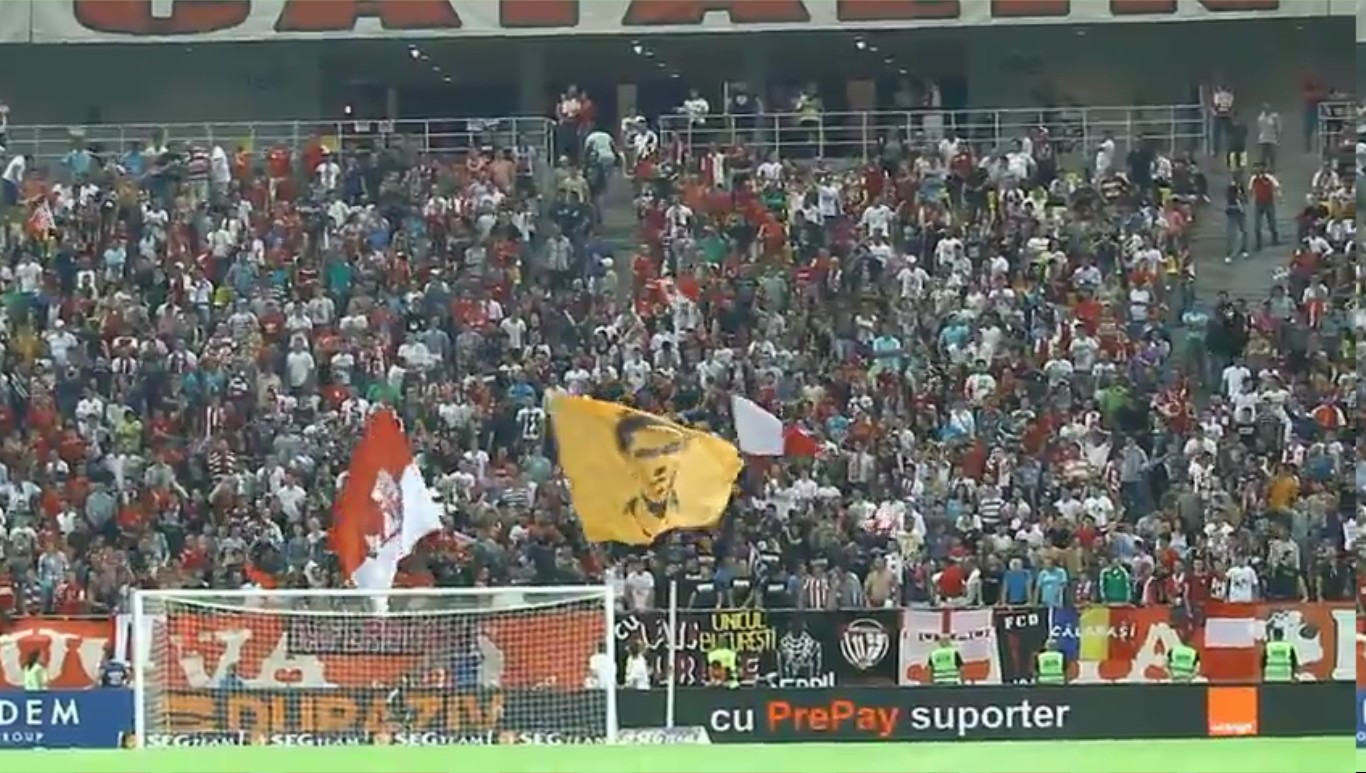 Dinamo - CFR - Afara cu ungurii din tara