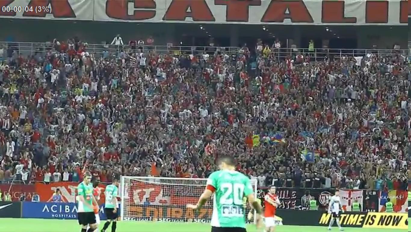 Dinamo - CFR - Di Di Di Di Di Di Na Na Na Na Na Na Mo Mo Mo Mo Mo Mo Forza Dinamo