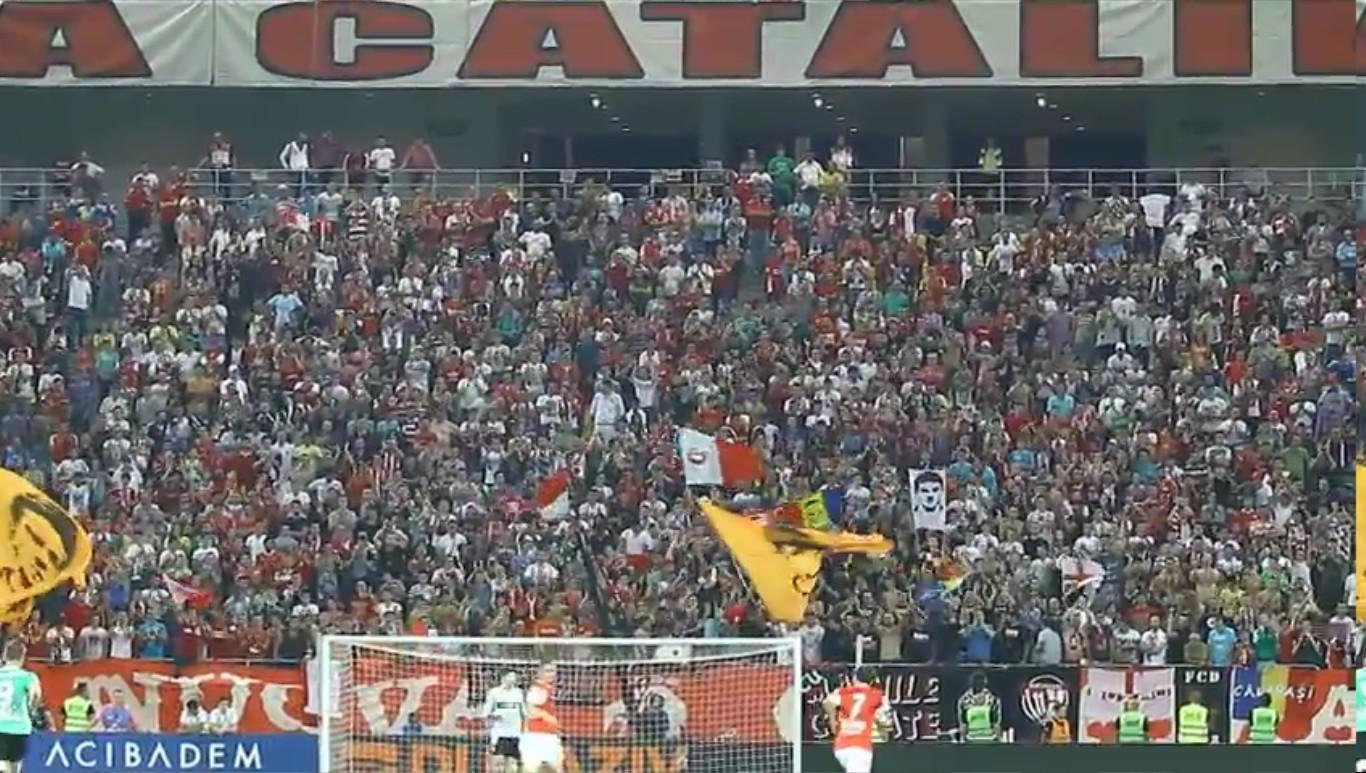 Dinamo - CFR - Ne  avem pe noi si avem Dinamo