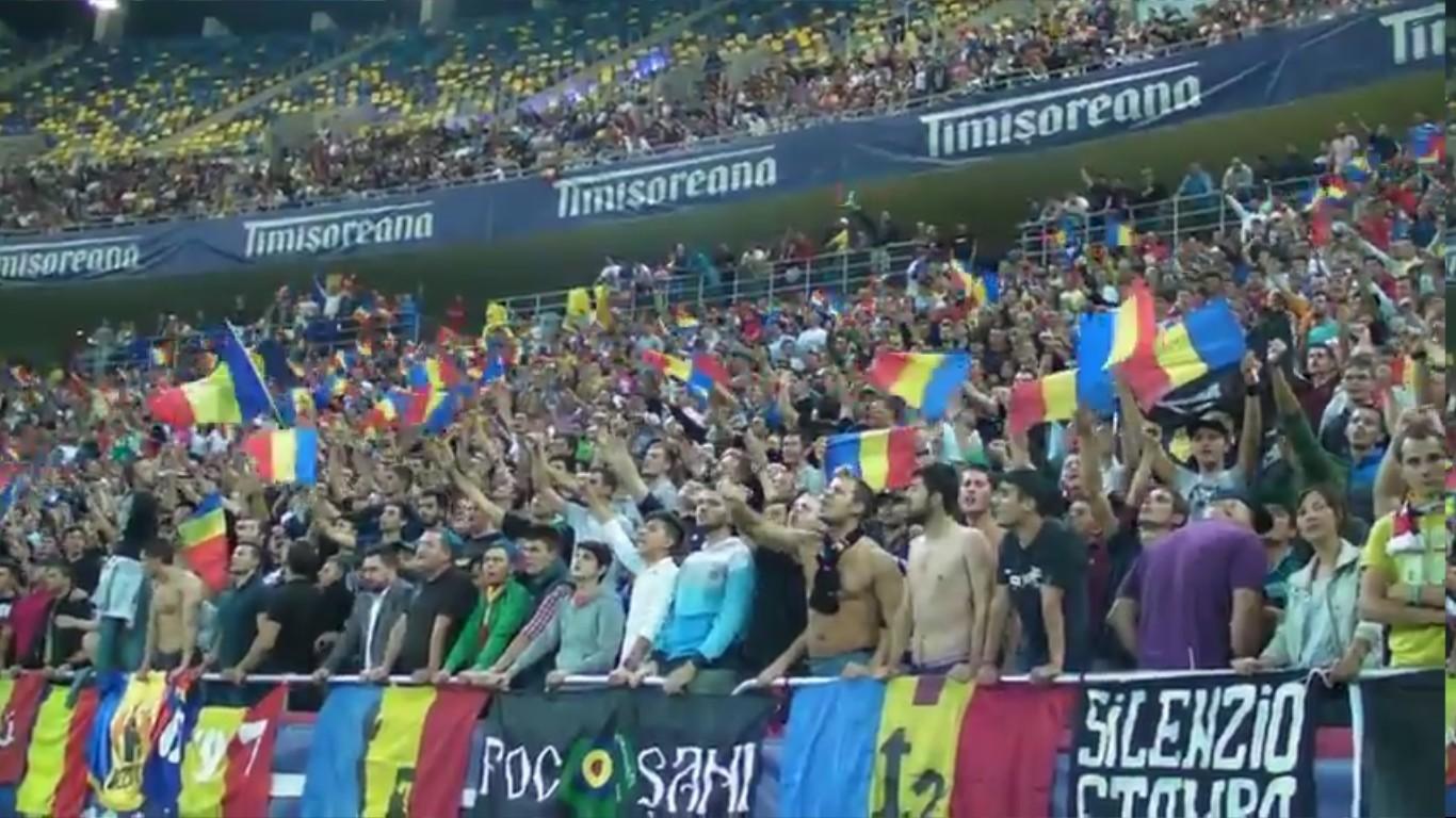 Romania - Andorra - Desteapta-te romane