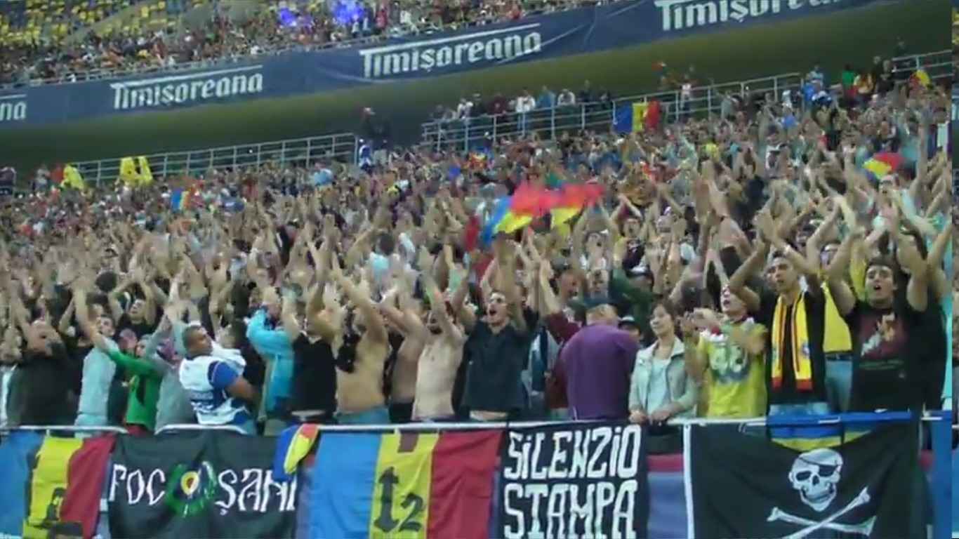 Romania - Andorra - Hai Romania