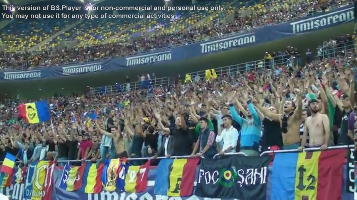 Romania - Andorra - Libertate pentru suporteri