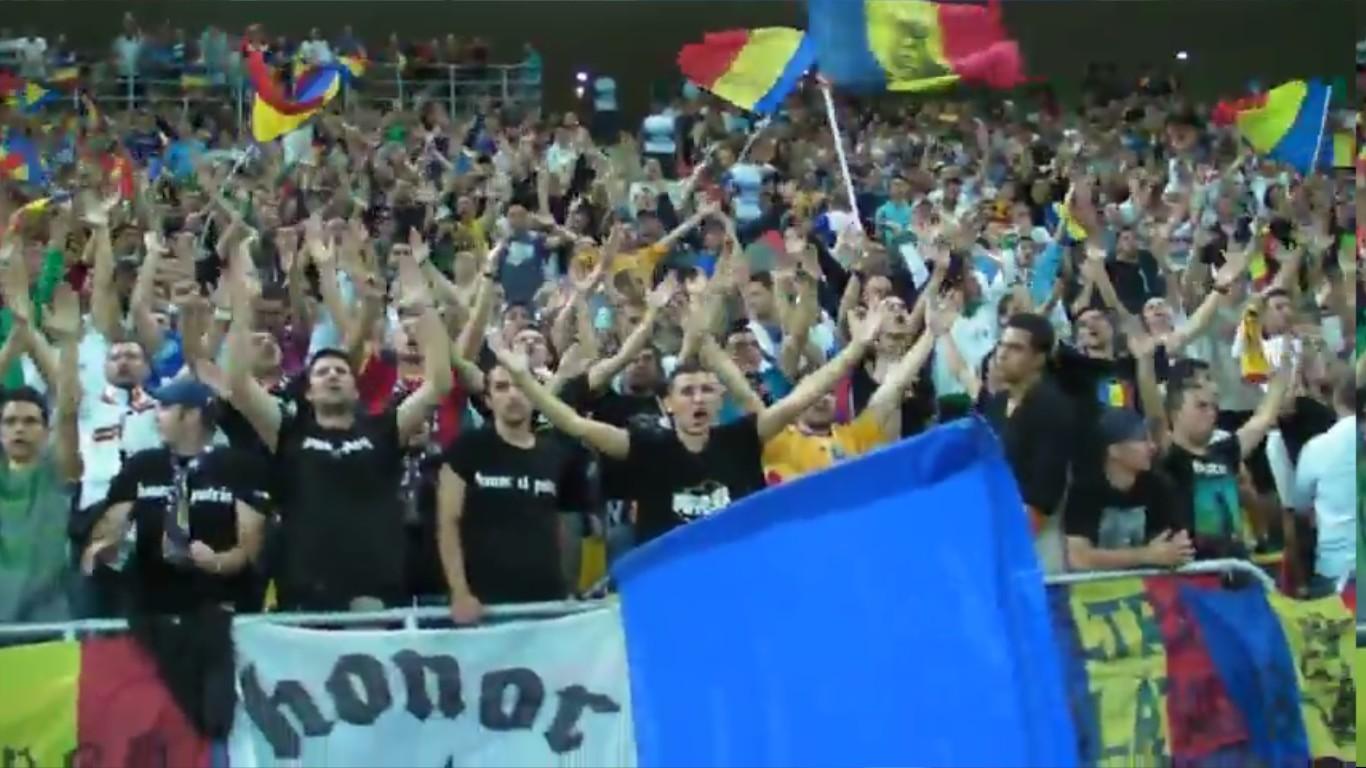Romania - Andorra - Romania, Romania