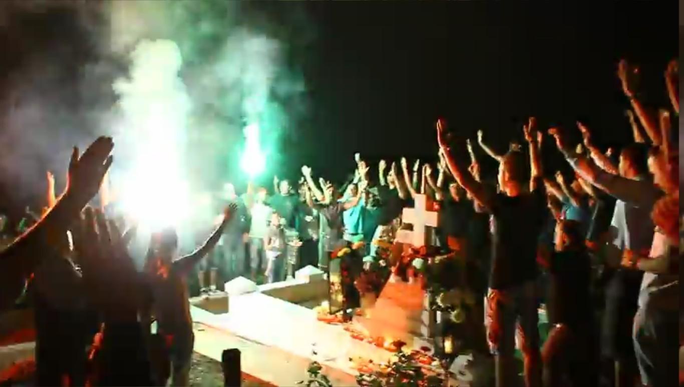 Cainii la Branesti - 05.10.2012