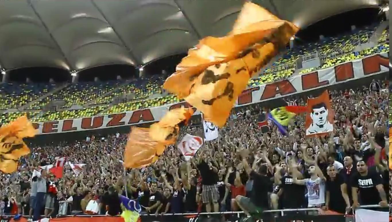 Dinamo - Pandurii - Catalin Hildan inseamna Dinamo