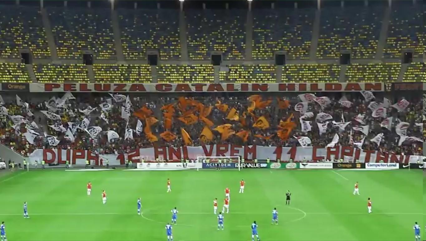 Dinamo - Pandurii - Coregrafie-1