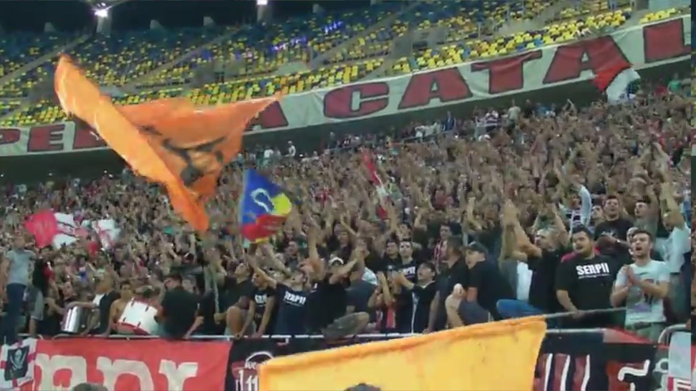 Dinamo - Pandurii - FC Dinamo Ale