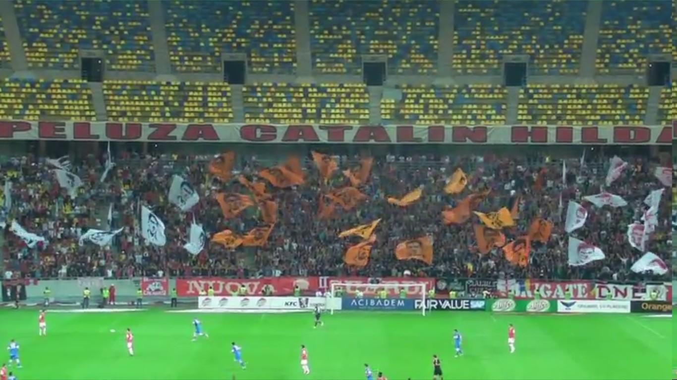 Dinamo - Pandurii - Forza Dinamo Ale