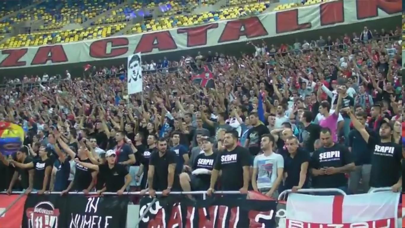 Dinamo - Pandurii - Muie clanul becali