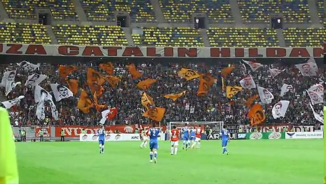 Dinamo - Pandurii - Noi suntem Dinamo