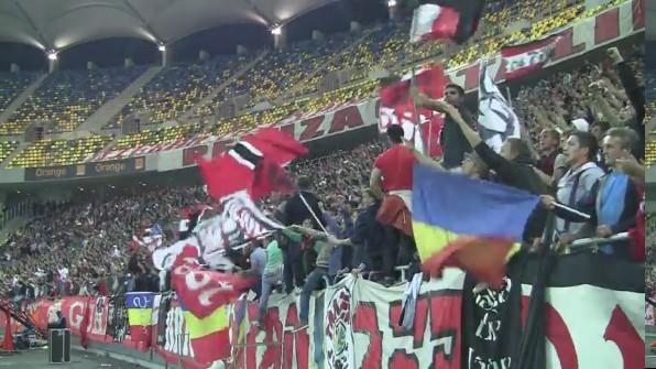 Dinamo - Rapid - 22.10.2012 - Antonescu de traia...