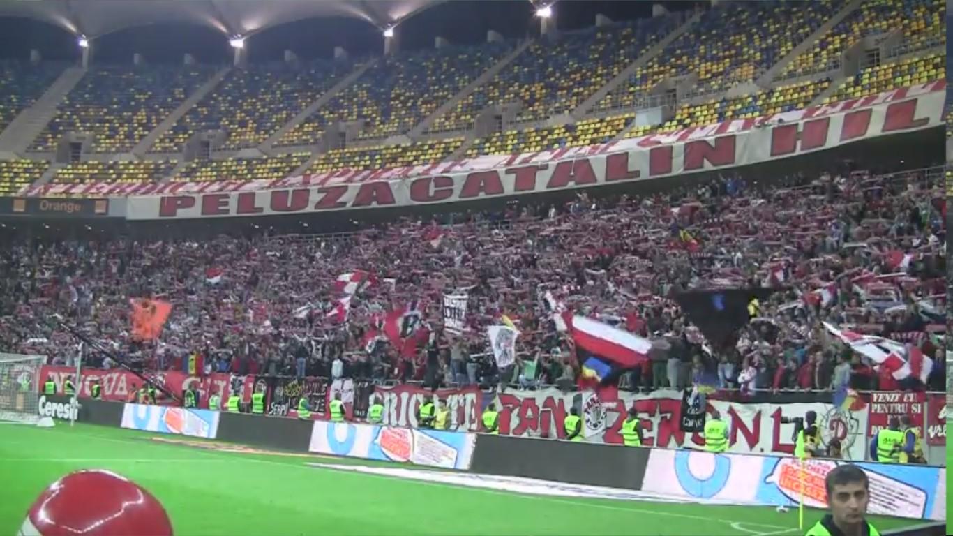 Dinamo - Rapid - 22.10.2012 - Cei ce sunt dinamovisti