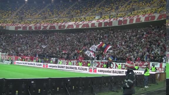 Dinamo - Rapid - 22.10.2012 - Dinamo Dinamo