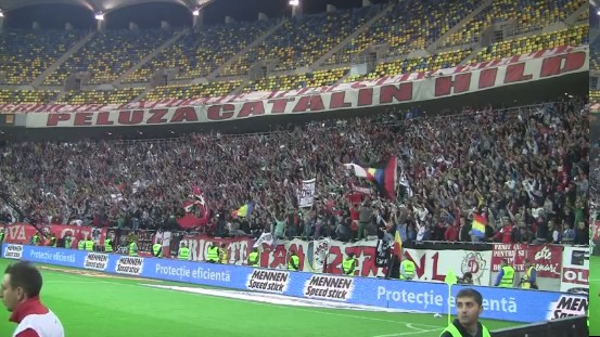 Dinamo - Rapid - 22.10.2012 - Dinamo lupta Dinamo