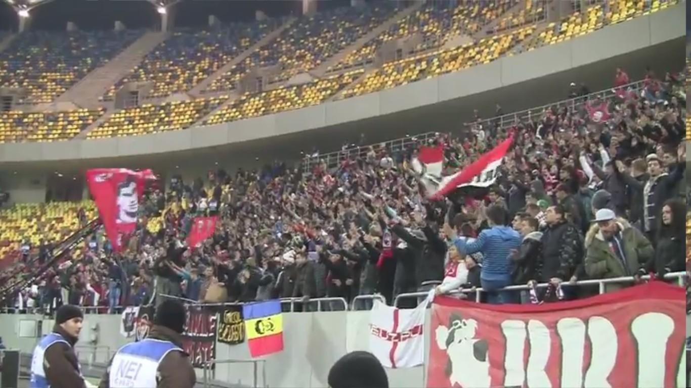 Dinamo - Otelul - 24.11.2012 - Final de meci