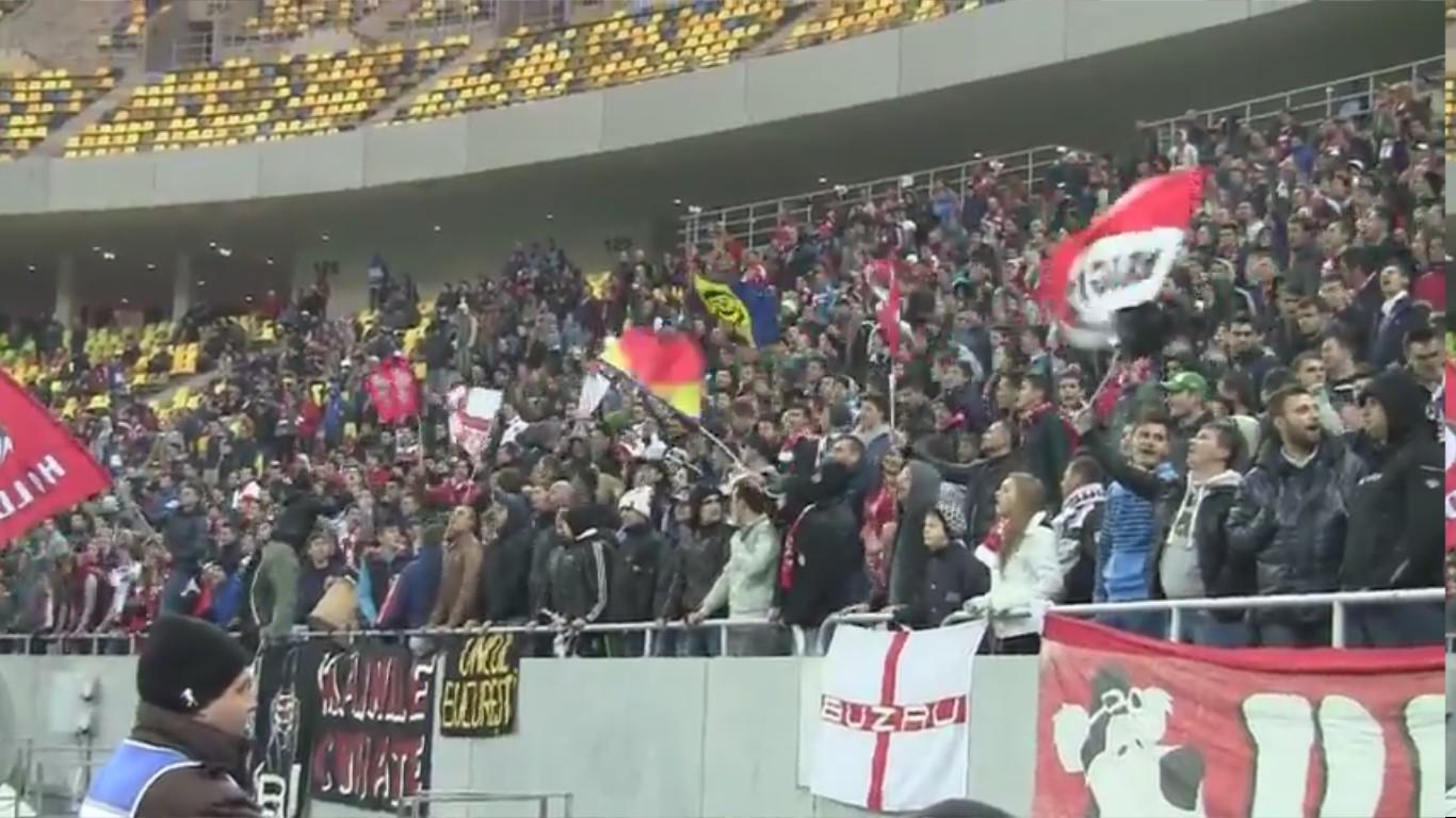 Dinamo - Otelul - 24.11.2012 - Merg oriunde fac orice   Am renume de caine