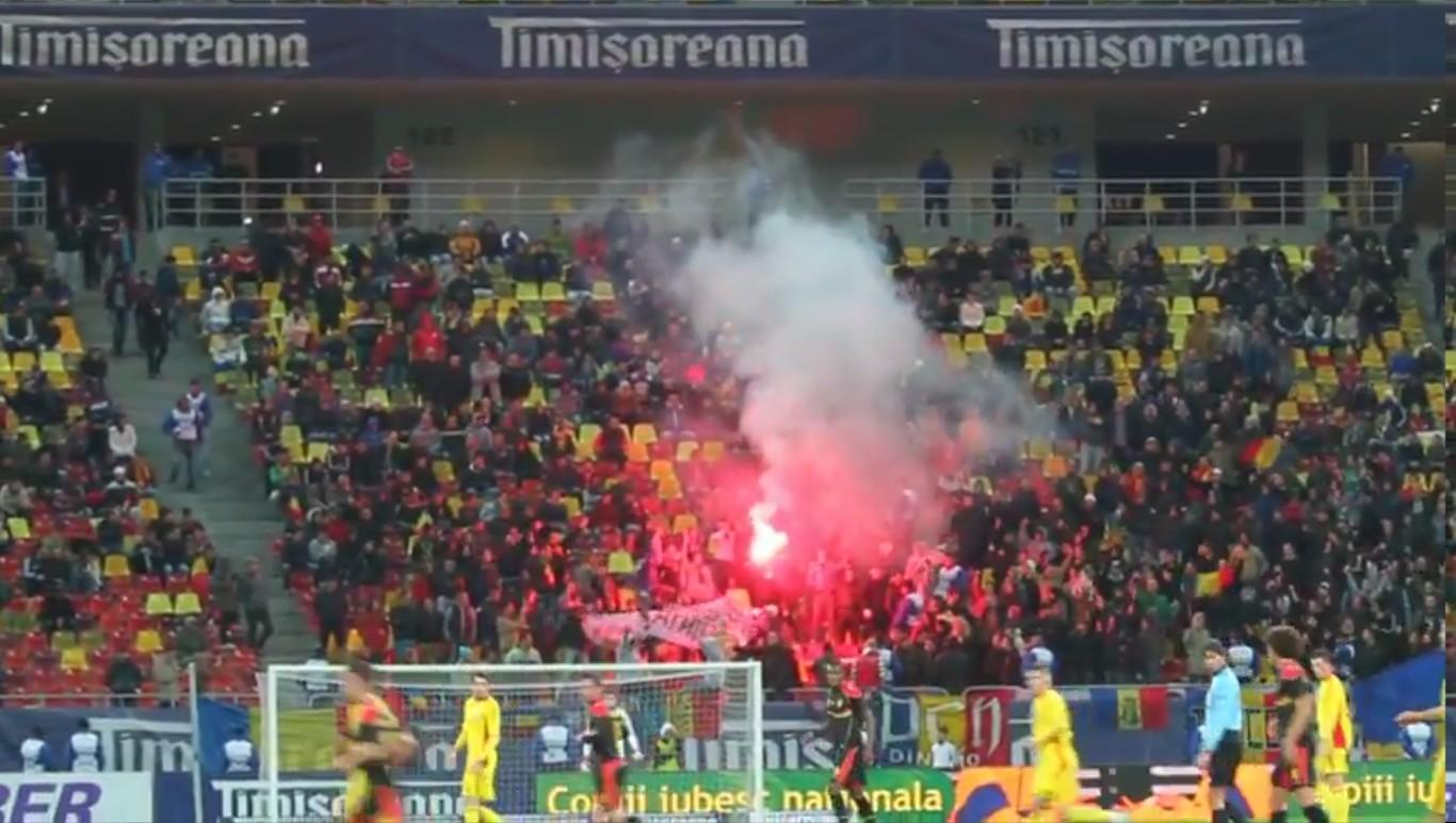 Romania - Belgia - 14.11.2012