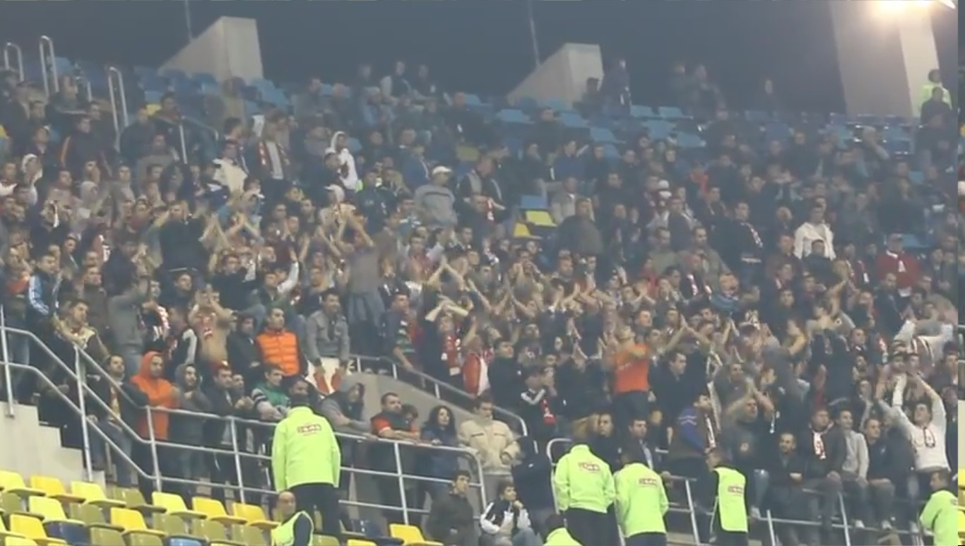 Steaua - Dinamo - 04.11.2012 - Atmosfera