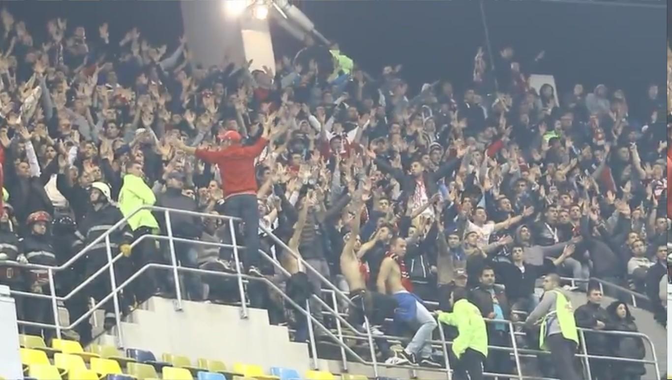 Steaua - Dinamo - 04.11.2012 Dinamo lupta Dinamo