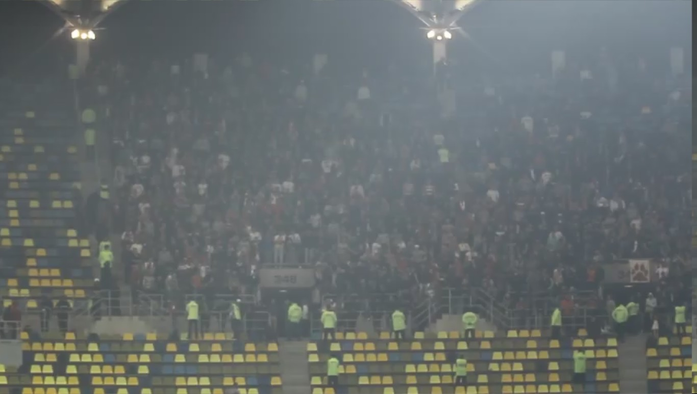 Steaua - Dinamo - 04.11.2012 - Forza Dinamo Ale