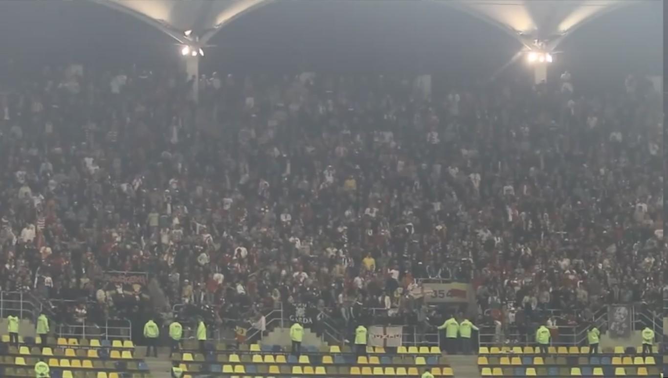 Steaua - Dinamo - 04.11.2012