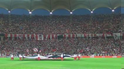 Dinamo - steaua - 10.05.2013 - Atmosfera inainte de fluierul de start