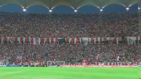 Dinamo - steaua - 10.05.2013 - Cine sare...