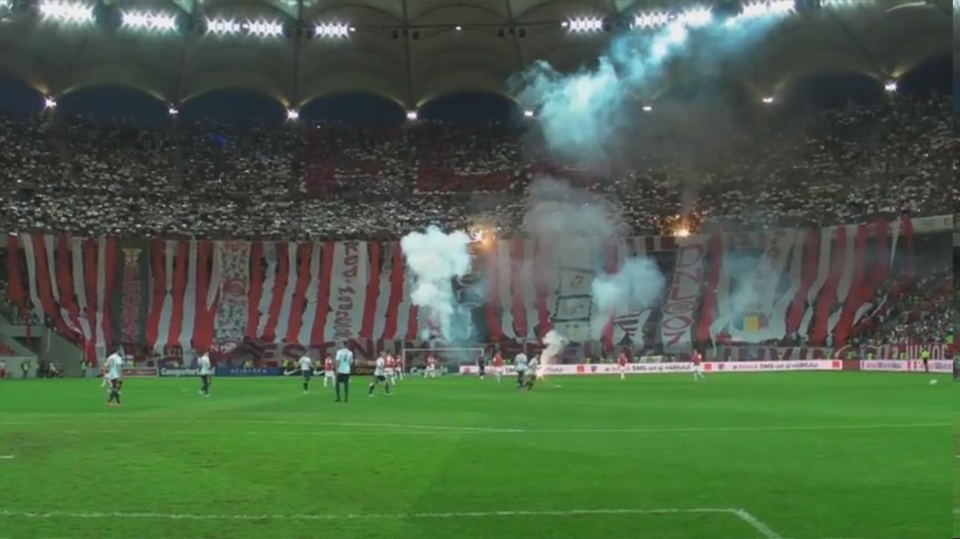 Dinamo-steaua-10.05.2013-Coregrafie
