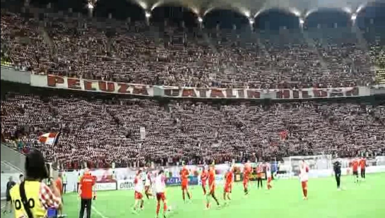 Dinamo-steaua-Atmosfera-inainte-de-inceperea-meciului