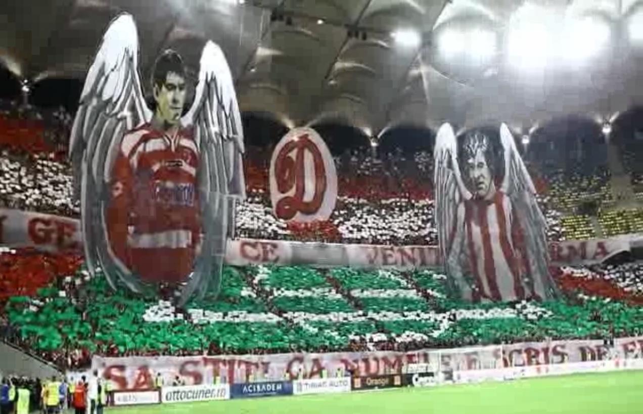 Dinamo-steaua-Coregrafie